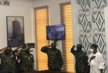 Photo of Service Chiefs Storm Ibadan: We're Working Assiduously To Address Nation's Insecurity ― CDS