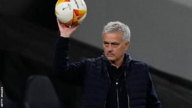 Photo of Jose Mourinho named Roma boss from start of next season
