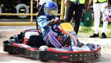 Photo of D'banj leads Nigeria to Motorsport Championships