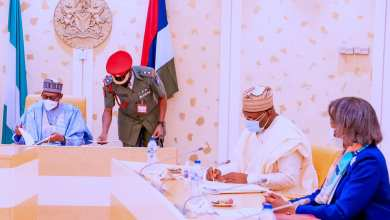 Photo of Those who want to destroy this Country have shock coming their way – Buhari
