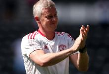 Photo of Man Utd manager Ole Gunnar Solskjaer signs new deal until 2024