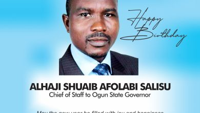 Photo of Happy Birthday to Chief of Staff to Ogun State Governor, Alhaji Shuaib Afolabi Salisu