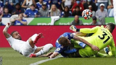 Photo of Bernardo Silva earns Man City win at Leicester