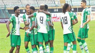 Photo of Super Eagles beat Liberia's Lone Star in W/Cup qualifier