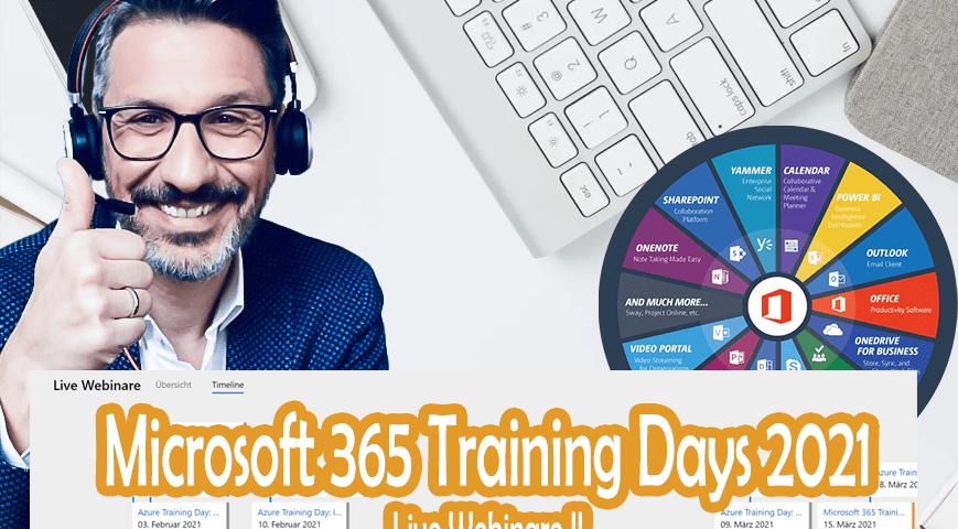 Microsoft Virtual Training Days