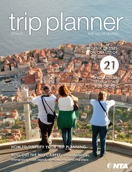 NTA's 2016-17 Group Travel Trip Planner