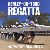 The Henley-on-Todd Regatta