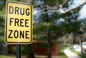 DrugFree Zone