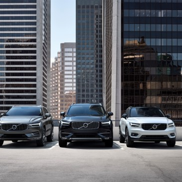 Αύξηση πωλήσεων για την Volvo και τον μήνα Ιούλιο