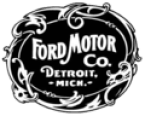 Ford Logo 1903 - 1909