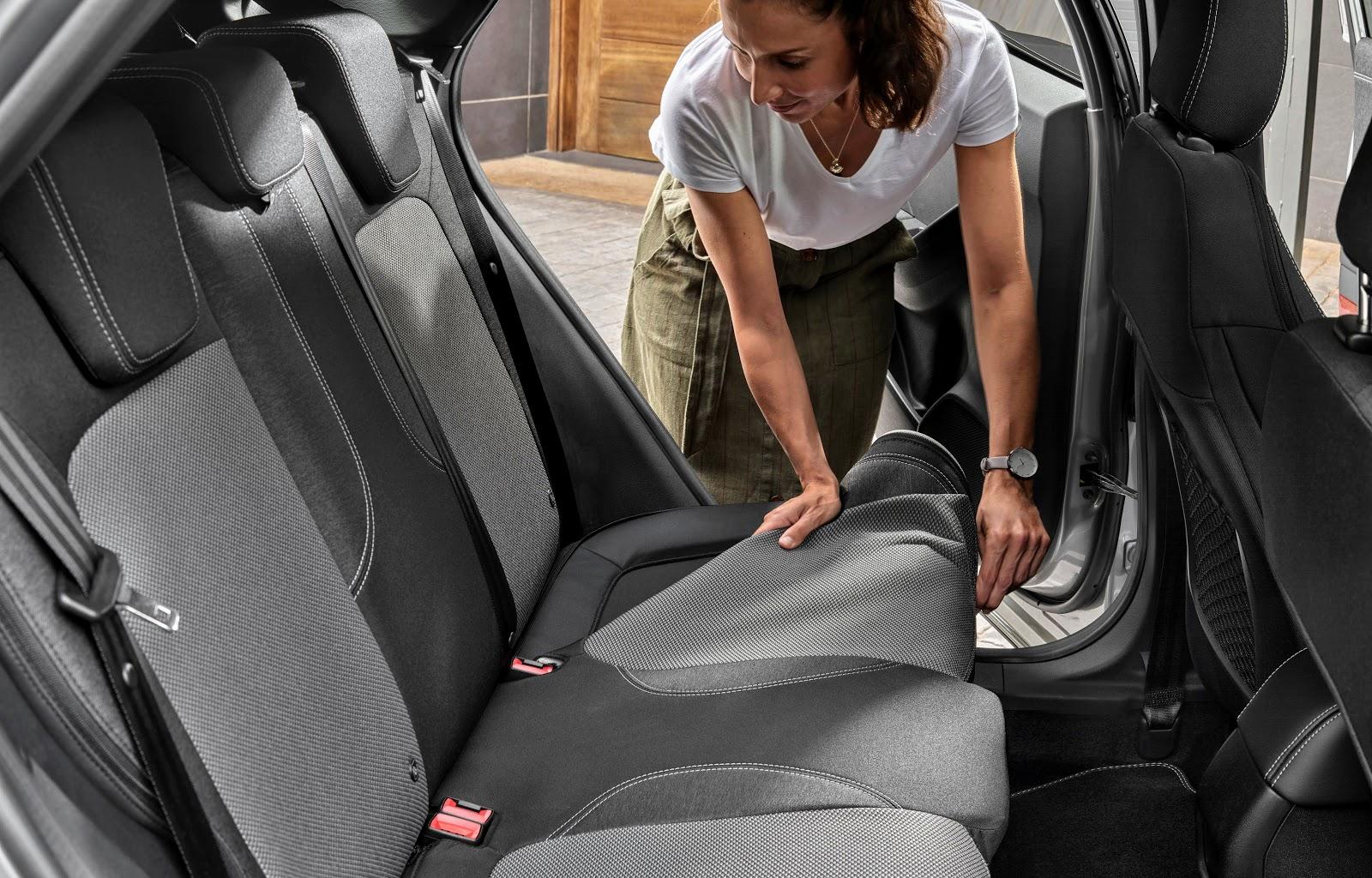 Αφαιρούμενα καλύμματα καθισμάτων. Ford Puma Titanium X , Ford Puma removable seat covers