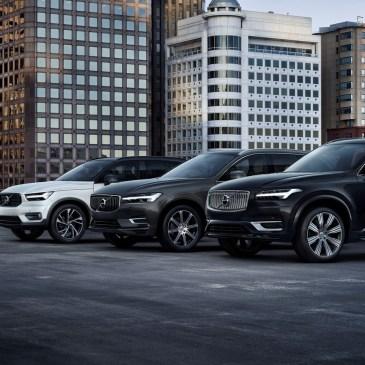 Volvo. Η εταιρεία σημείωσε 705.452 πωλήσεις αυτοκινήτων το 2019, σημειώνοντας αύξηση 9,8% σε σύγκριση με το 2018.