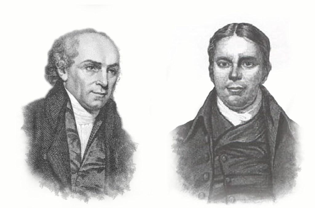 William Carey and Andrew Fuller