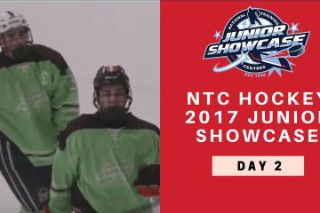 NTC Hockey 2017 Junior Showcase, Day 2