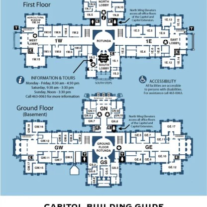 Texas Capitol Map Texas State Capitol Maps and Directory – North Texas Citizens Lobby