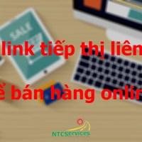 Tạo link tiếp thị liên kết tự động