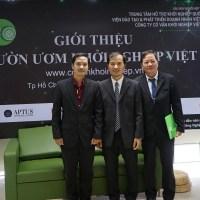Ra mắt Vườn ươm Khởi nghiệp Việt và triển khai Sàn giao dịch ý tưởng