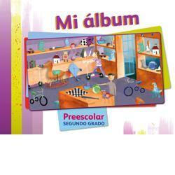 Mi álbum Editorial sep Grado 2º preescolar