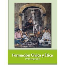 Formación cívica y ética primer año de primaria
