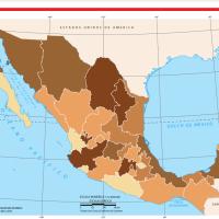 Los elementos del mapa - Geografía Cuarto de Primaria