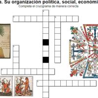 Recordando el México antiguo II - Historia Tercero de Secundaria
