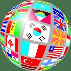 Mundo, Bandera, Unidos, Banderas, Naciones Unidas