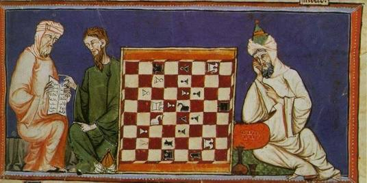 Árabes, musulmanes y ajedrez | Torre 64