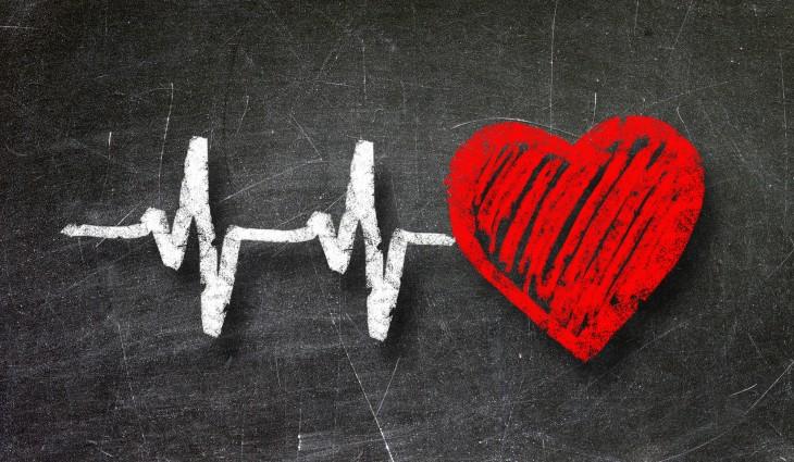 My heartbeat
