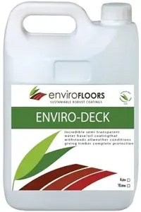 Enviro Floors ENVIRO-DECK OIL COATING