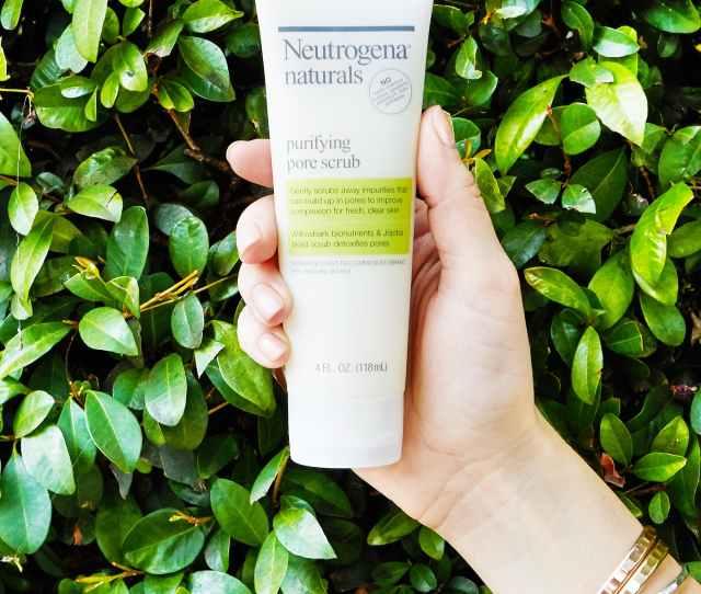 Neutrogena Naturals Purifying Pore