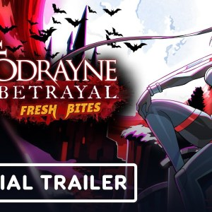 BloodRayne Betrayal: Fresh Bites - Official Release Date Trailer