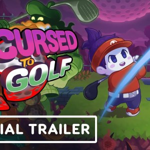 Cursed to Golf - Official Introduction Trailer