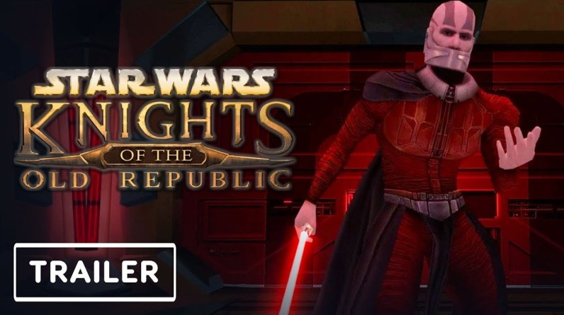 Star Wars: Knights of the Old Republic Switch Edition Trailer   Nintendo Direct