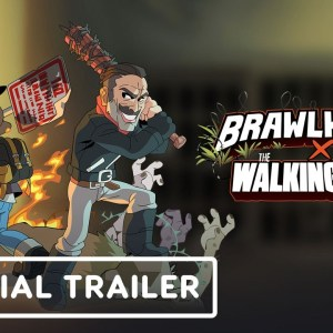 Brawlhalla x The Walking Dead - Official Negan and Maggie Reveal Trailer
