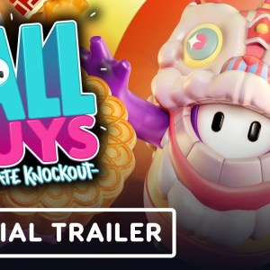 Fall Guys: Ultimate Knockout - Official Fall Festival Trailer