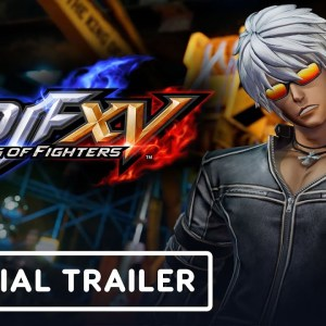 King of Fighters 15 - K Trailer | TGS 2021