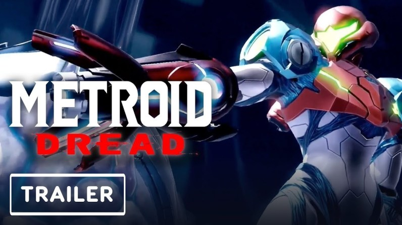Metroid Dread - Extended Story Trailer | Nintendo Direct