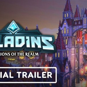 Paladins - Official Map Rework: Stone Keep Trailer