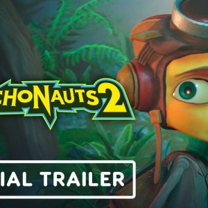 Psychonauts 2 - Official Accolades Trailer