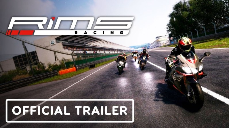 RiMS Racing - Official Nintendo Switch Launch Trailer