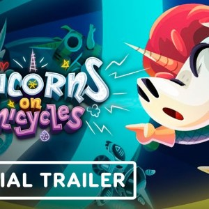 Unicorns on Unicycles - Official Launch Trailer