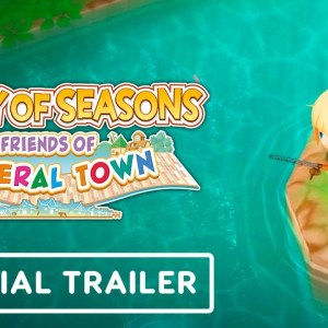 Story of Seasons: Friends of Mineral Town - Official PS4 and Xbox One Launch Trailer