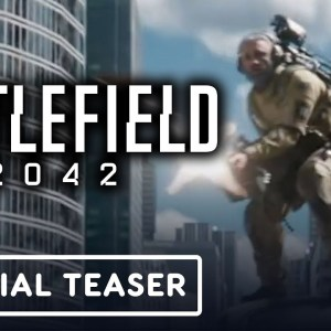 """Battlefield 2042 - Official """"What A Time To Be Alive"""" Teaser Trailer"""