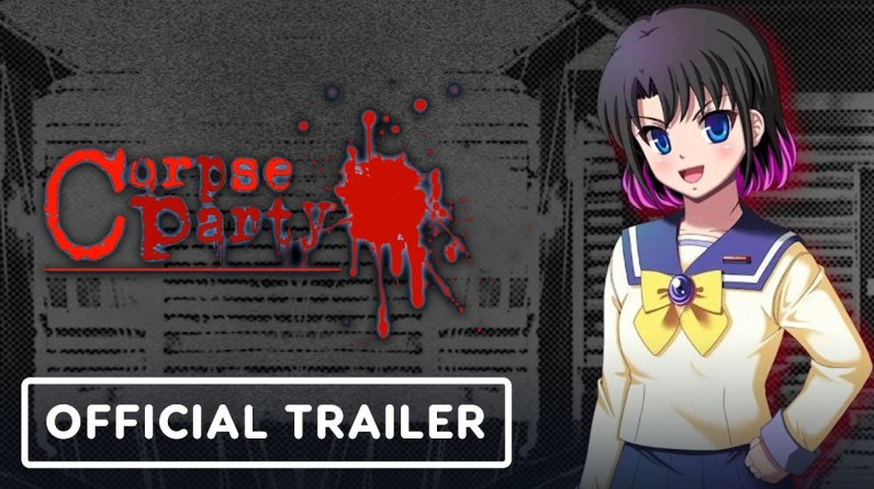 Corpse Party (2021) - Official Launch Date Announcement Trailer