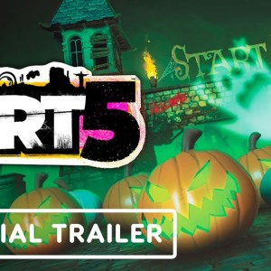 Dirt 5 - Official Free Halloween Playgrounds Content Launch Trailer