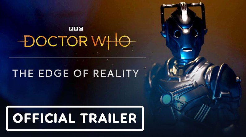 Doctor Who: The Edge of Reality - Exclusive Gameplay Trailer