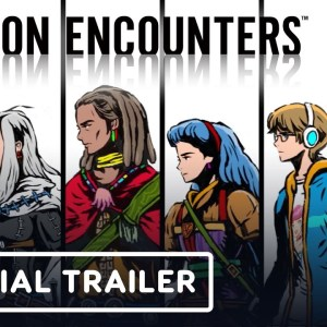 Dungeon Encounters - Official Announcement Trailer | TGS 2021