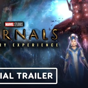 Eternals: AR Story Experience - Official Trailer