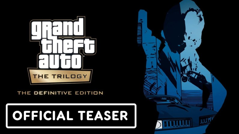 Grand Theft Auto: The Trilogy - The Definitive Edition - Official Teaser