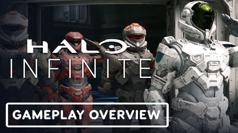 Halo Infinite - Official Competitive Settings Gameplay Overview Trailer
